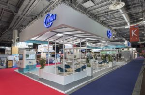Letrre boitier pour stand expo